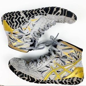 adeline gray wrestling shoes